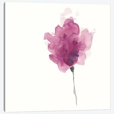 Expressive Blooms I Canvas Print #JEV99} by June Erica Vess Art Print