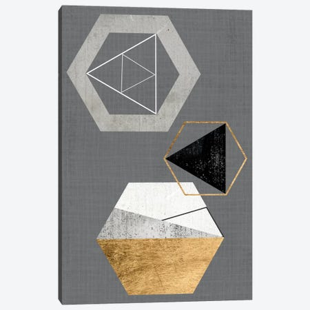 Gather I Canvas Print #JFA12} by Jarman Fagalde Canvas Wall Art