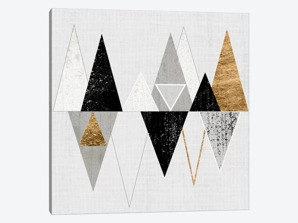 Range I by Jarman Fagalde 1-piece Canvas Art Print