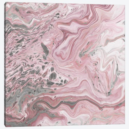 Blush Minerals II Canvas Print #JFA17} by Jarman Fagalde Canvas Print