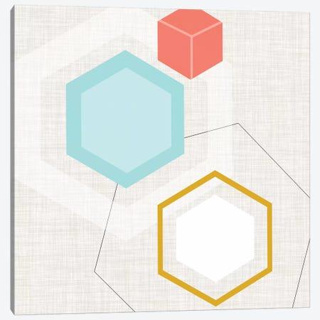 Mod Geometry I Canvas Print #JFA20} by Jarman Fagalde Canvas Art Print