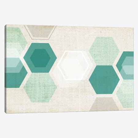 Hex Mobile I Canvas Print #JFA22} by Jarman Fagalde Canvas Print