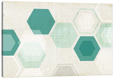 Hex Mobile II Canvas Art Print