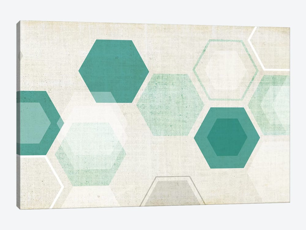 Hex Mobile II by Jarman Fagalde 1-piece Canvas Print