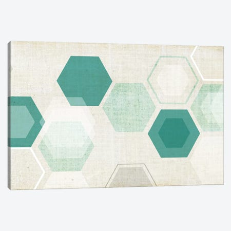 Hex Mobile II Canvas Print #JFA23} by Jarman Fagalde Canvas Art Print