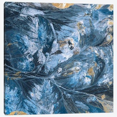 Gilded Indigo I Canvas Print #JFA40} by Jarman Fagalde Canvas Art Print