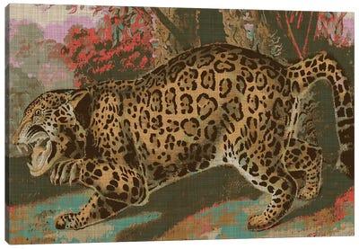 Urban Jungle Cat II Canvas Art Print