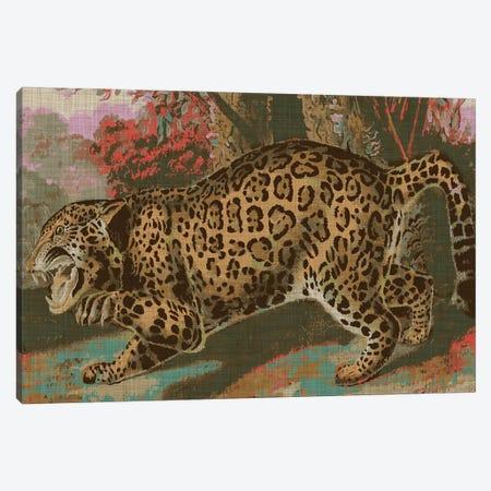 Urban Jungle Cat II 3-Piece Canvas #JFA56} by Jarman Fagalde Canvas Art Print