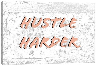 Hustlers III Canvas Art Print