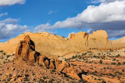 Escalante Utah Peek-A-Boo Arch