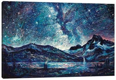 High Sierra Canvas Art Print
