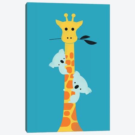 I'll Be Your Tree Canvas Print #JFL12} by Jay Fleck Art Print