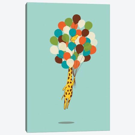 Floating Away Canvas Print #JFL34} by Jay Fleck Canvas Art