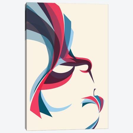 Hummingbird Canvas Print #JFL38} by Jay Fleck Canvas Art Print