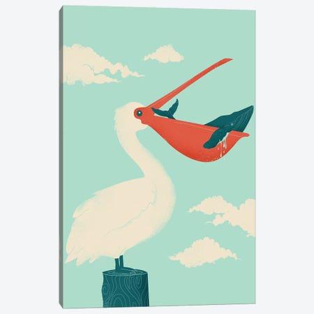 Big Catch 3-Piece Canvas #JFL67} by Jay Fleck Canvas Art Print