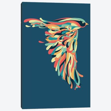 Downstroke Canvas Print #JFL6} by Jay Fleck Canvas Wall Art