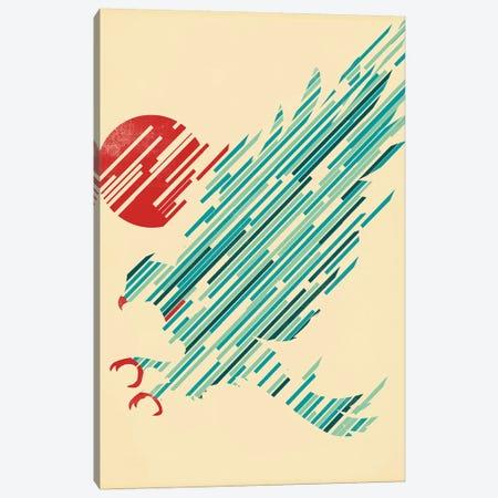 Descent Canvas Print #JFL72} by Jay Fleck Canvas Print