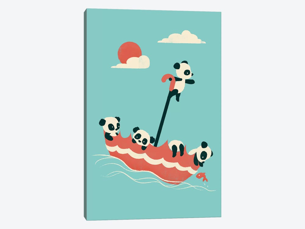 Float On by Jay Fleck 1-piece Art Print
