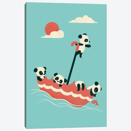 Float On Canvas Print #JFL7} by Jay Fleck Canvas Art
