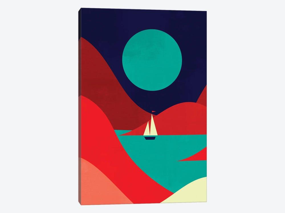 Inlet by Jay Fleck 1-piece Canvas Art Print