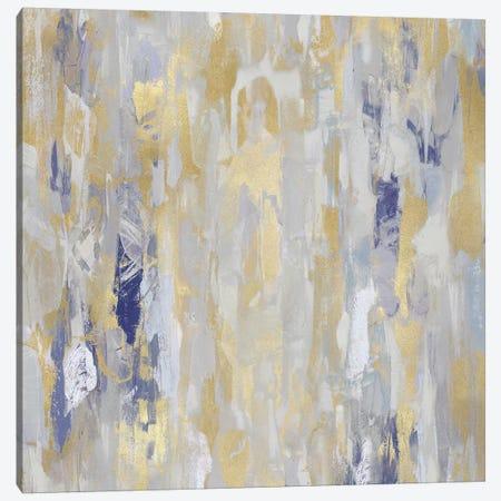 Reveal Blue I Canvas Print #JFM1} by Jennifer Martin Canvas Wall Art