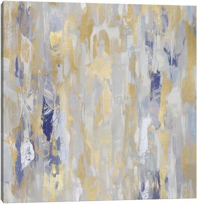 Reveal Blue I Canvas Art Print