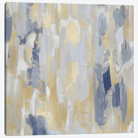 Reveal Blue II Canvas Print #JFM2} by Jennifer Martin Canvas Wall Art