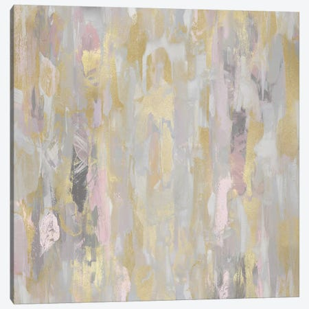Reveal Pink Blush I Canvas Print #JFM3} by Jennifer Martin Canvas Art