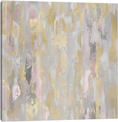 Reveal Pink Blush I Canvas Art Print