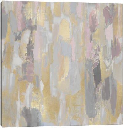 Reveal Pink Blush II Canvas Art Print