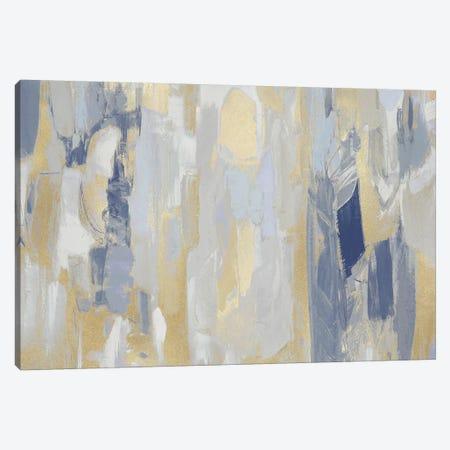 Revelation Blue Canvas Print #JFM8} by Jennifer Martin Canvas Wall Art