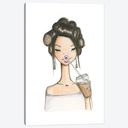 Selena Canvas Print #JFN40} by Josefina Fernandez Canvas Artwork