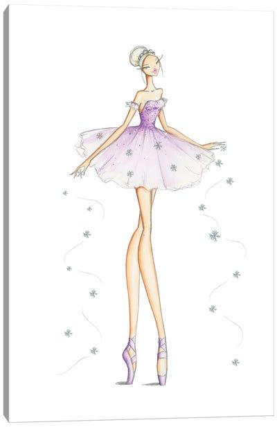 Sugar Plum Fairy Canvas Art Print