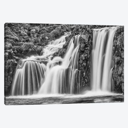 Iceland, Kirkjufellsfoss Canvas Print #JFO25} by John Ford Canvas Wall Art