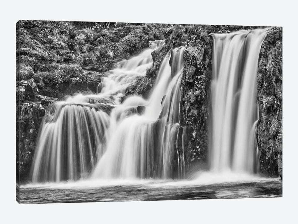 Iceland, Kirkjufellsfoss 1-piece Canvas Artwork