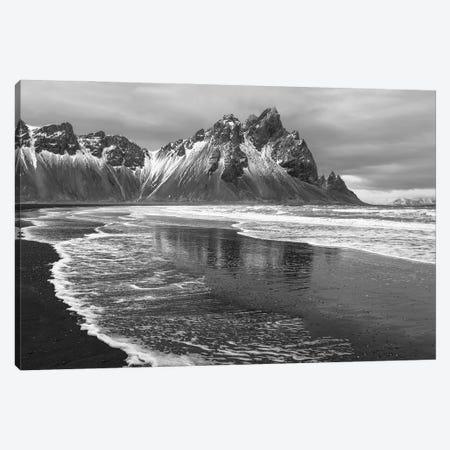 Iceland, Stokksnes, Mt. Vestrahorn Canvas Print #JFO38} by John Ford Canvas Art