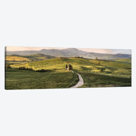Italy, Tuscany, Val D'Orcia Canvas Print #JFO42} by John Ford Canvas Art Print