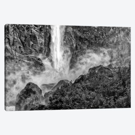 Usa, California, Yosemite, Fern Spring Canvas Print #JFO50} by John Ford Canvas Wall Art