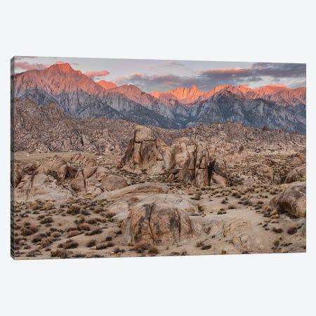 Usa, Eastern Sierra, Alabama Hills Canvas Print #JFO58} by John Ford Canvas Artwork