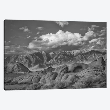 Usa, Eastern Sierra, Alabama Hills Canvas Print #JFO59} by John Ford Canvas Artwork