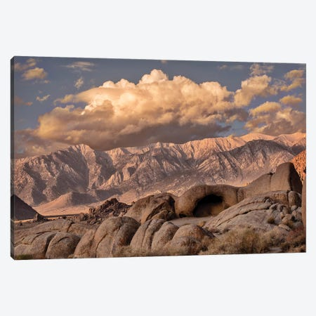 Usa, Eastern Sierra, Alabama Hills Canvas Print #JFO60} by John Ford Canvas Print