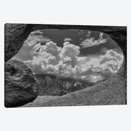 Usa, Eastern Sierra, Mosaic Arch Canvas Print #JFO61} by John Ford Art Print