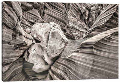 Escalante Canyons. Canvas Art Print