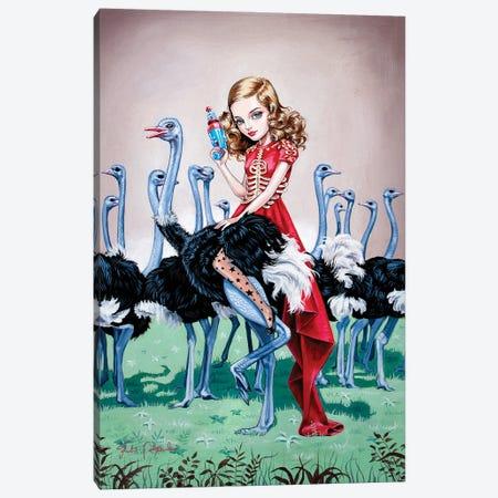 Follow Me Canvas Print #JFP10} by Julie Filipenko Canvas Art Print