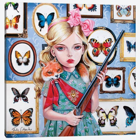 Private Colection Canvas Print #JFP23} by Julie Filipenko Canvas Art