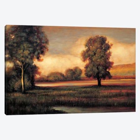 It's A Beautiful Day II Canvas Print #JFR10} by Jeffrey Leonard Canvas Art Print