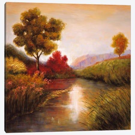 Idyllic I Canvas Print #JFR5} by Jeffrey Leonard Canvas Art Print