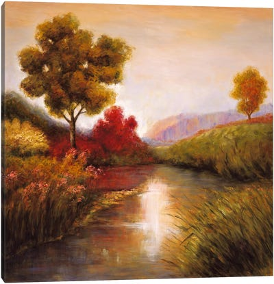 Idyllic I Canvas Art Print