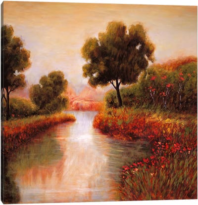 Idyllic II Canvas Art Print