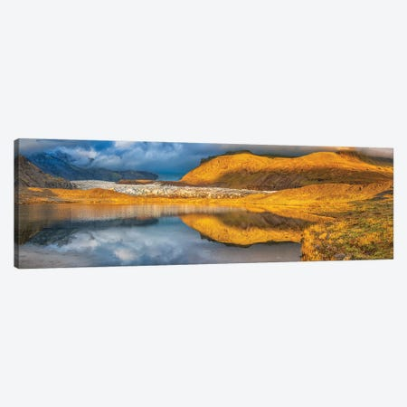Reflection Of A Better Time Canvas Print #JFS31} by Jeffrey C. Sink Canvas Wall Art
